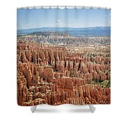 Bryce Canyon National Park 1 Shower Curtain