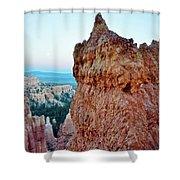 Bryce Canyon Navajo Loop Trail Shower Curtain