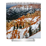 Bryce Canyon Series #1 Shower Curtain