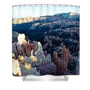 Bryce Canyon Sunset Point Shower Curtain