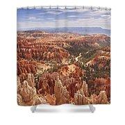 Bryce Canyon, Utah Shower Curtain