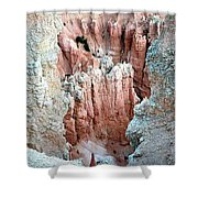 Bryce Crags Shower Curtain