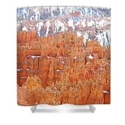Bryce National Park Shower Curtain