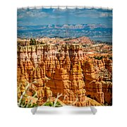 Bryce -tall Shower Curtain