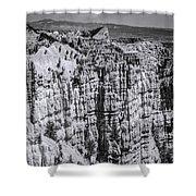 Brycecanyon 13 Shower Curtain