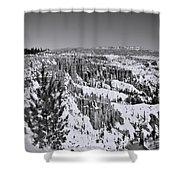 Brycecanyon 15 Shower Curtain