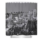 Brycecanyon 17 Shower Curtain