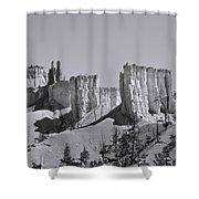Brycecanyon 9 Shower Curtain