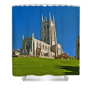 Bryn Athyn Cathedral Pennsylvania Shower Curtain