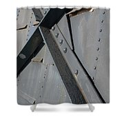 Battleship Texas Image 1 Shower Curtain