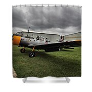 Bt-13a Valiant Shower Curtain
