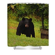 Bubba Shower Curtain