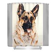 Bubba Shower Curtain