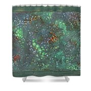 Bubble Fun Shower Curtain