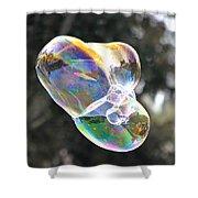 Bubble Fun Shower Curtain