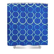 Bubbles All Over The Place 10 Shower Curtain