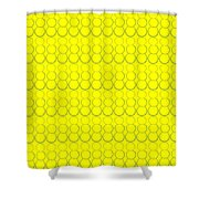 Bubbles All Over The Place 19 Shower Curtain