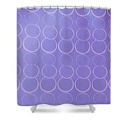 Bubbles All Over The Place 3 Shower Curtain