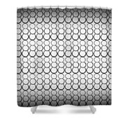 Bubbles All Over The Place 7 Shower Curtain