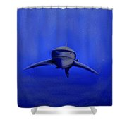 Bubblova Shower Curtain