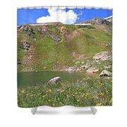 Buckeye Lake 3 Shower Curtain