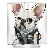 Buckley 3392 Stanley Shower Curtain
