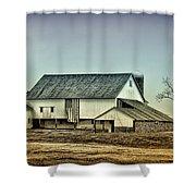 Bucks County Farm Shower Curtain