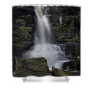 Bucks Falls Pa Shower Curtain