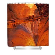 Buckskin Gulch Shower Curtain