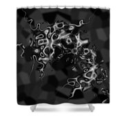 Buckstands Shower Curtain