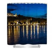 Budapest - Id 16236-105006-5202 Shower Curtain