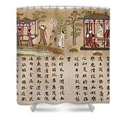 Buddha: Prince Gautama Shower Curtain