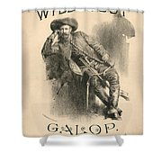 Buffalo Bill Shower Curtain
