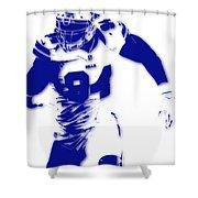 Buffalo Bills Mario Williams Shower Curtain
