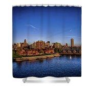 Buffalo New York  Shower Curtain
