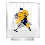 Buffalo Sabres Player Shirt Shower Curtain
