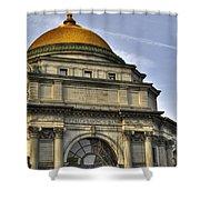 Buffalo Savings Bank Shower Curtain