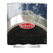 Bugatti  Shower Curtain