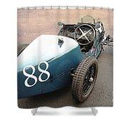 Bugatti Type 35 # 88 Shower Curtain