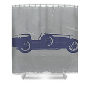 Bugatti Type 35 Shower Curtain