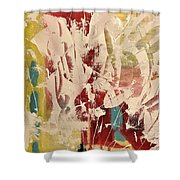 Bug's Garden Shower Curtain