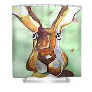 Bugsy Malone Shower Curtain