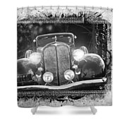 Buick Shower Curtain