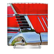 Buick756 Shower Curtain