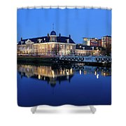 Building Of The Royal Dutch Mint In Utrecht 19 Shower Curtain