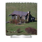 Buildings 8 Shower Curtain