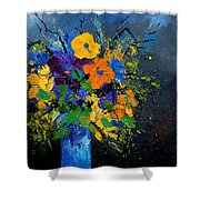 Bunch 1007 Shower Curtain