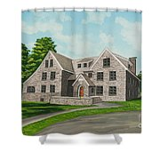 Bunch House Shower Curtain