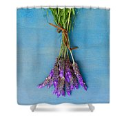 Bunch Of Lavender Shower Curtain