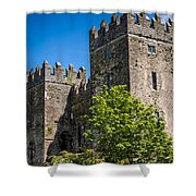 Bunratty Castle Shower Curtain